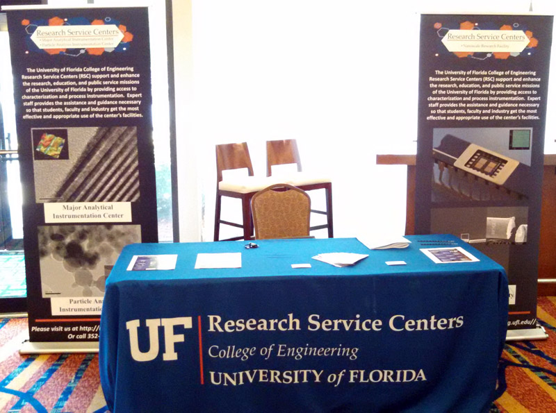 >The Research Service Centers will be attending the Florida Energy Systems Consortium (FESC) Workshop at the Orlando Airport Marriott Lakeside, Florida, May 20-21, 2015.