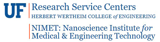 Research Service Center and Nanoscience Institute for Medical & Engineering Techology logos